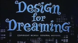 design for dreaming